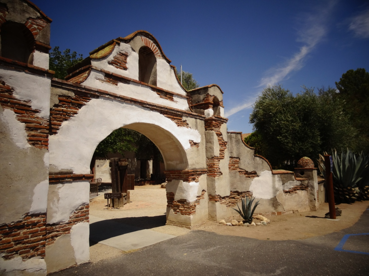 California Has a Historic Trail of Missions (Built 1769-1833)