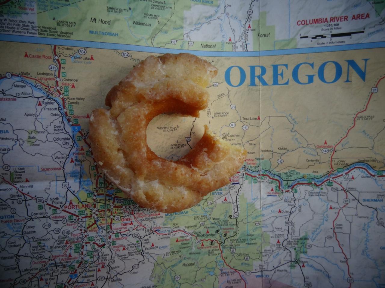 Hmmmmm.... Doughnut