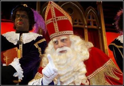 Nowadays, esteemed actors have taken on the roles of the 'official' Sint and Piet.