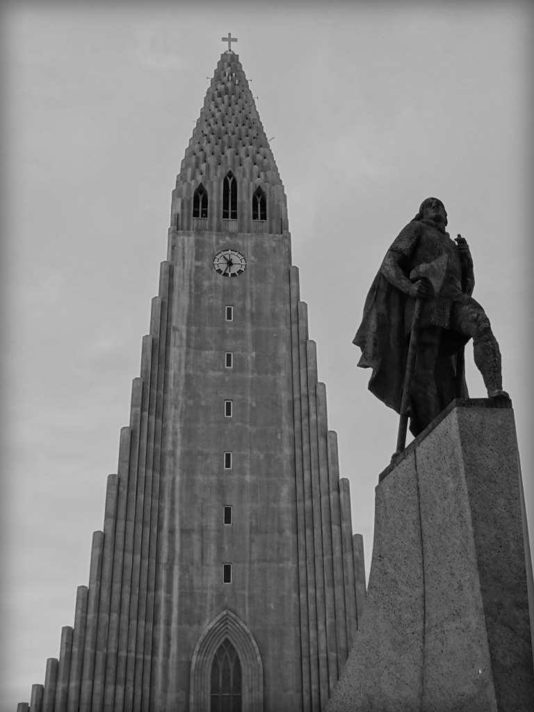 Iceland Also Boasts The World's Ugliest Cathedral Which People From Around The World Come To See