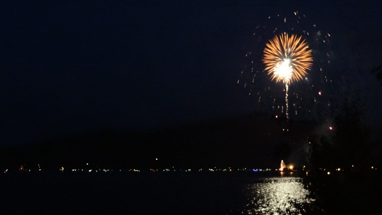 4th Of July Celebration, Sandpoint