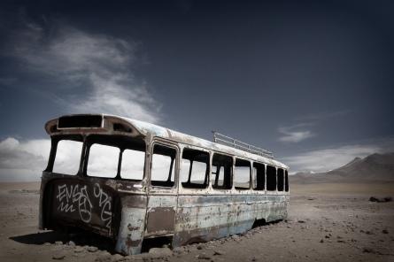 Bus - Bolivia