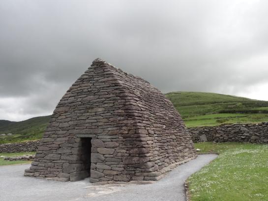 Withstood 1,200 Years of Irish Weather