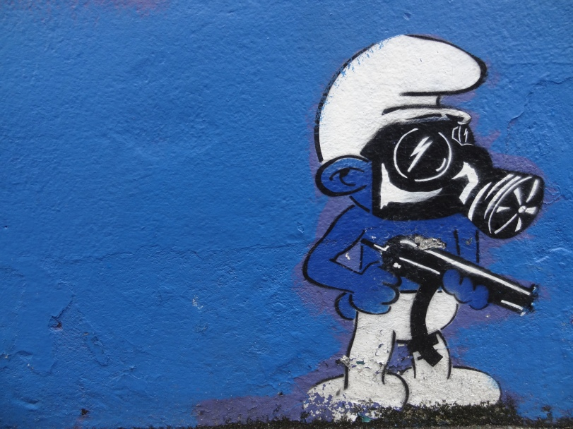 Dingle Graffitti