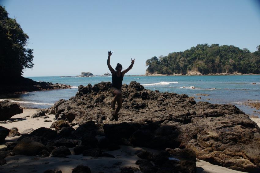 Somewhere in Costa Rica