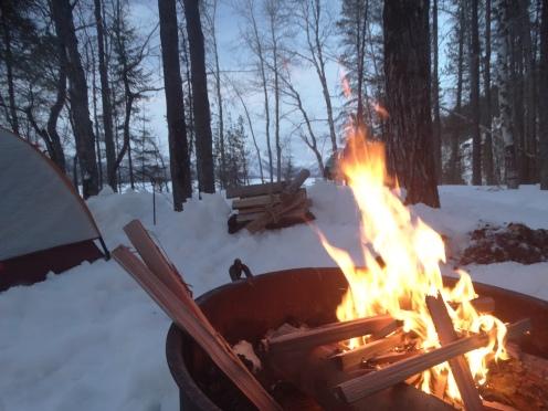 Bohemian fire
