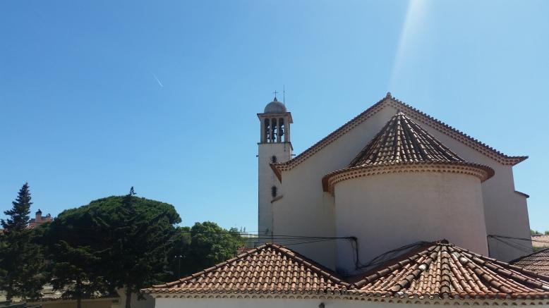 Church of Parede