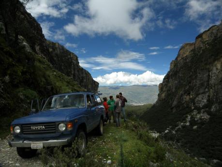 Cordillera Blanca, Peru, 2013