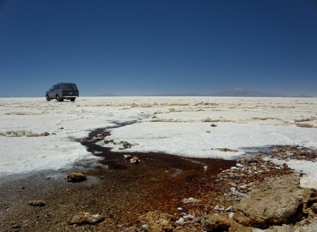 Uyuni Salt Flats, Bolivia, 2013