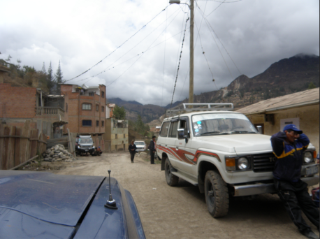 Land Cruisers are the most wanted car in South America today!